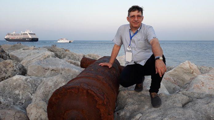 Ștefan Baciu, președintele Clubului Presei de Turism / FIJET Romania